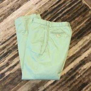 Vineyard Vines Men's Green Long Pants 34 X U